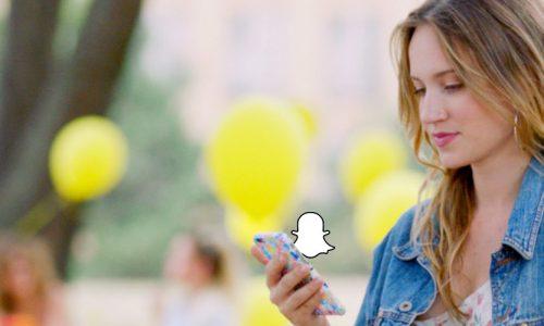Snapchat представляет функцию поиска в «Нашей истории»